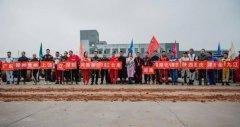 中国抚州首届汽车越野场地赛盛大开幕