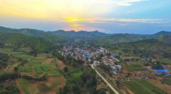 河南林州东姚镇下郊民俗村 规划美好蓝图为国